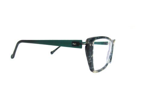 iGreen- Green marbled rectang.