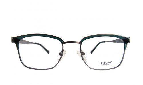iGreen - V8.04 Dark green and silver