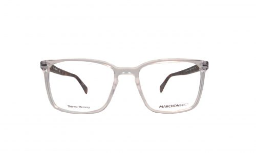 Marchon clear and tortoise rectang