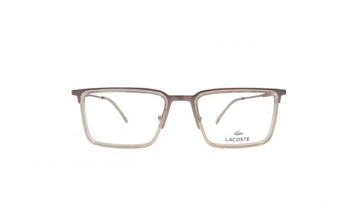 LaCoste rectang copper frame