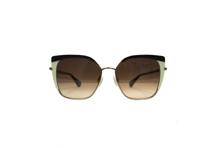 Woow Super Glossy 2 blk and white sunglasses