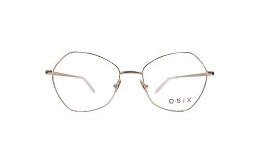 O Six gold geometric